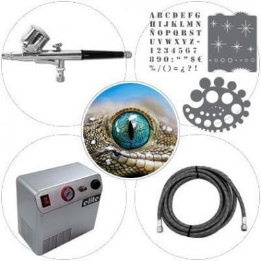 Airbrush Starter Kit 001c