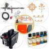 Kit Aerografia 022 Nivel Medio Manualidades y Restauración