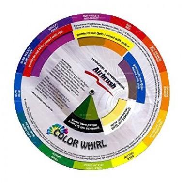 Rueda de Colores 18cm