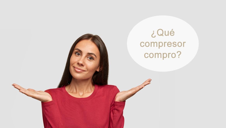 ¿Qué Compresor Comprar?