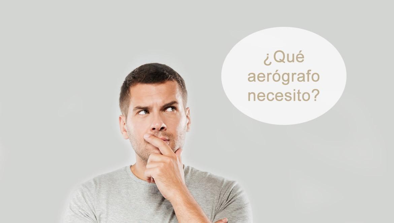 ¿Qué Aerógrafo Comprar?